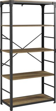 Lorcan Oak Bookcase