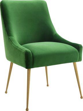 Loretta Green Dining Chair