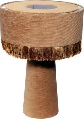 Lorita Orange Table Lamp