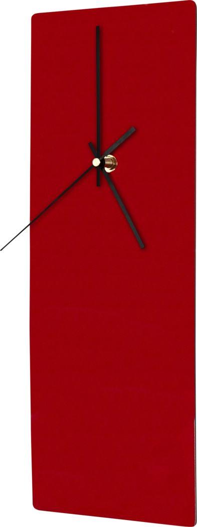 Loyce Red Clock