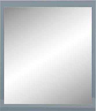 Luma Vista Blue Mirror