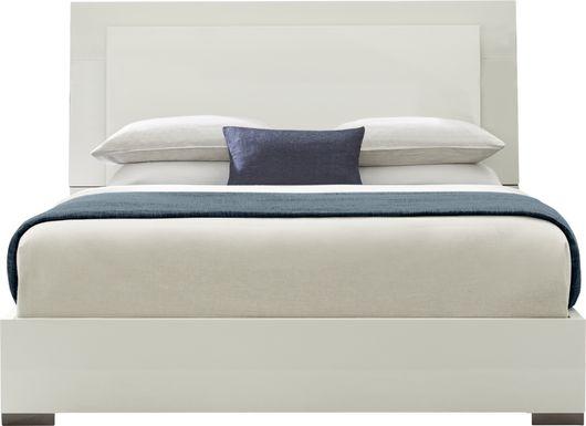 Luma Vista White 3 Pc King Bed