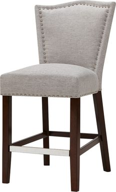 Lunceview Gray Accent Chair