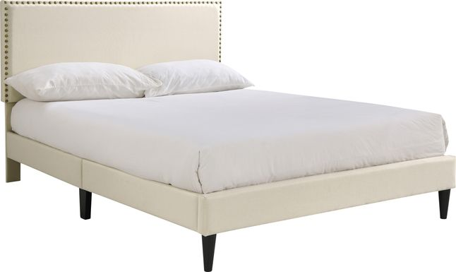Lunsford Beige Full Bed