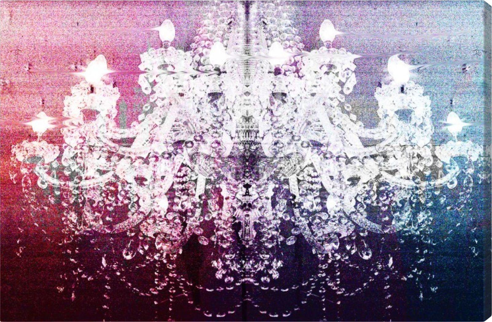 Luxurious Reveal Blue Artwork