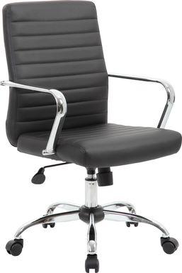 Lydiate Black Desk Chair