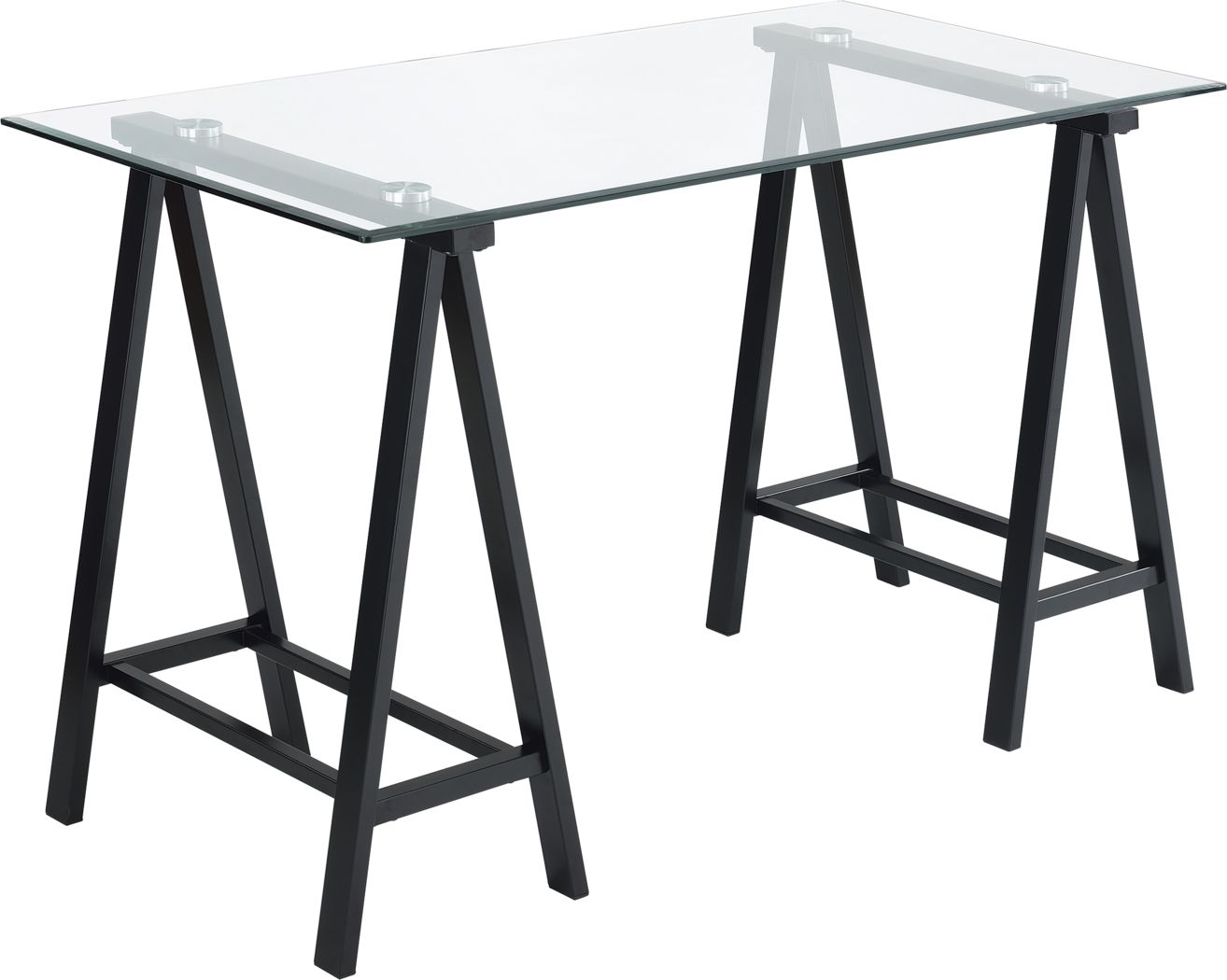 Lymenta Black Desk