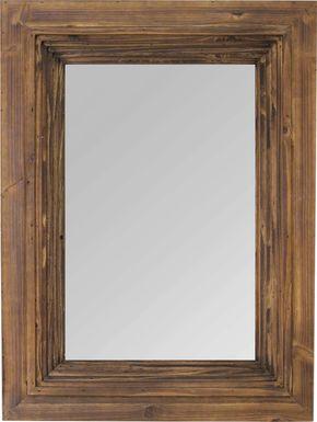 Lyneth Natural Mirror
