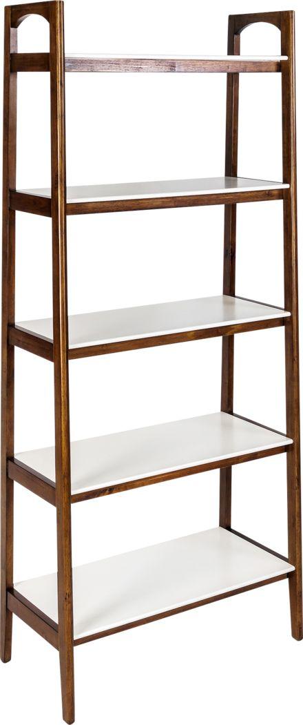 Lynndale Cream Bookcase