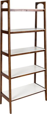 Lynndale Cream Bookcase