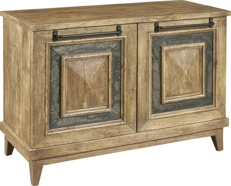 Lynshire Brown Accent Cabinet
