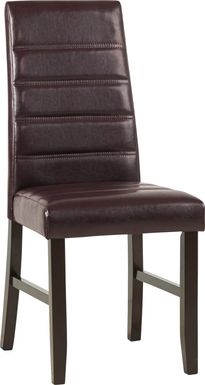Mabry Brown Side Chair
