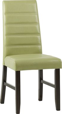 Mabry Green Side Chair