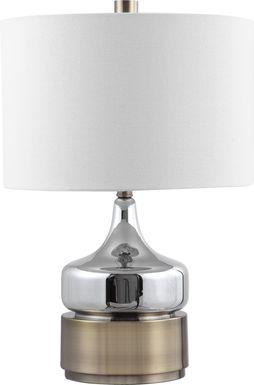 Madison Way Chrome Lamp