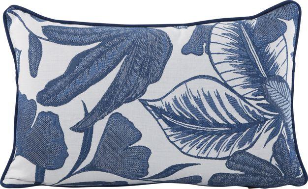 Lavish Palm Marine Indoor/Outdoor Accent Pillow