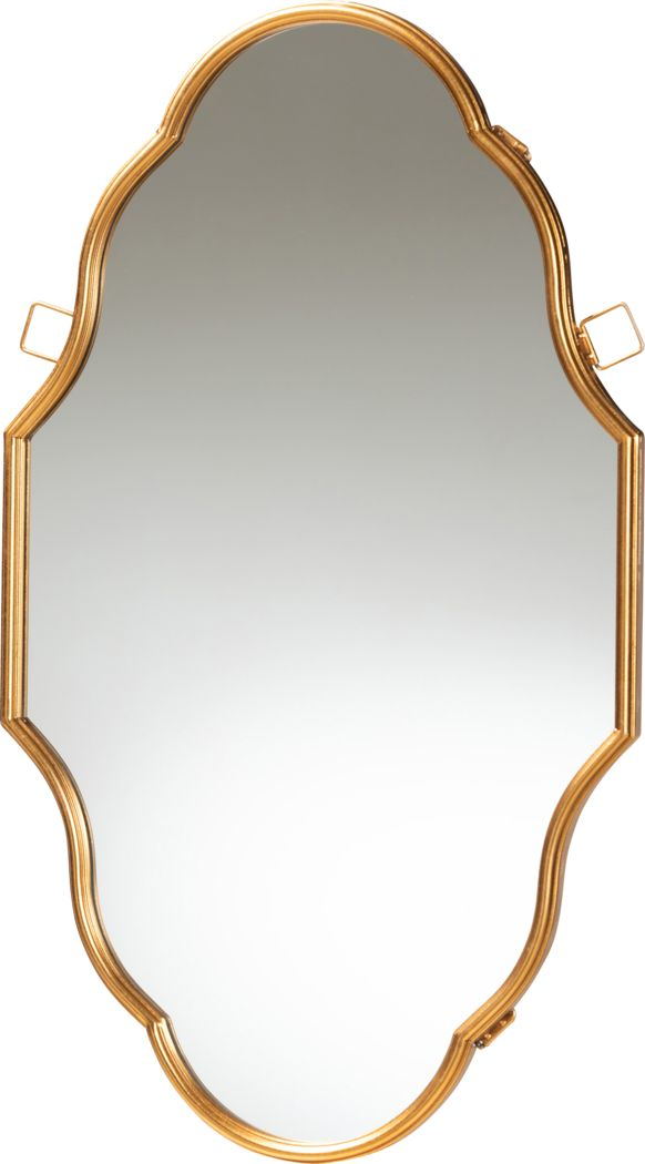 Makin Yellow Mirror