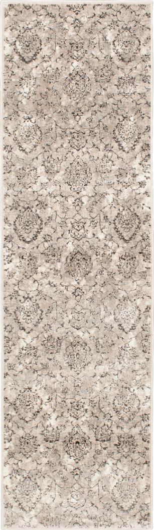 Cream Gray Area Rugs