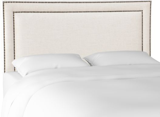 Mallay Linen Full Upholstered Headboard