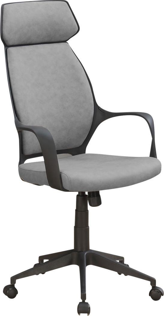 Malmaison Gray Desk Chair