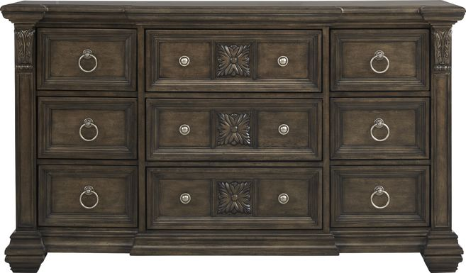 Marcelle Brown Dresser