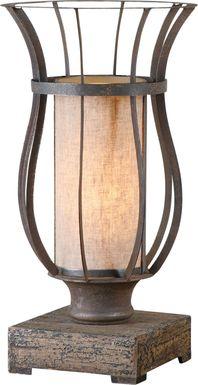 Marigold Marsh Bronze Lamp
