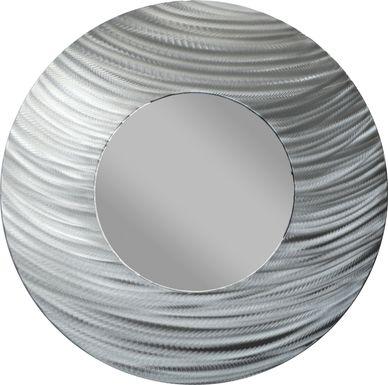 Marisia Silver Mirror