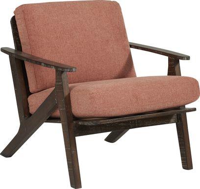 Maritime Marsh Blush Accent Chair