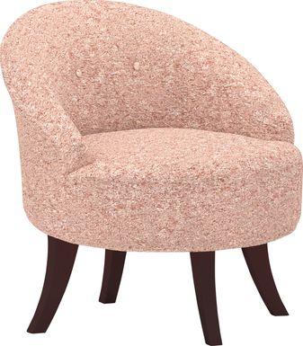 Marsston Rose Accent Swivel Chair