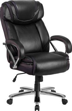 Marvin Black Desk Chair