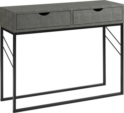 Marwill Gray Sofa Table