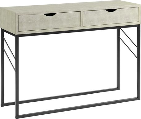 Marwill White Sofa Table