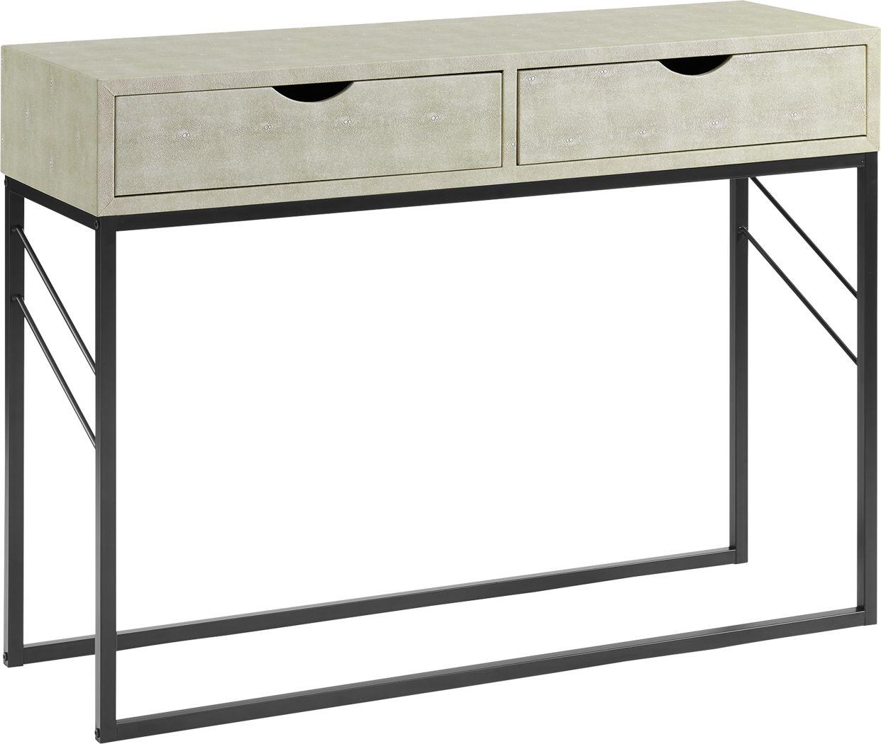 Marwill White Sofa Table