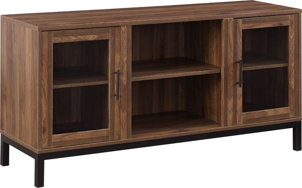 Maydelle Lane Brown 52 in. Console