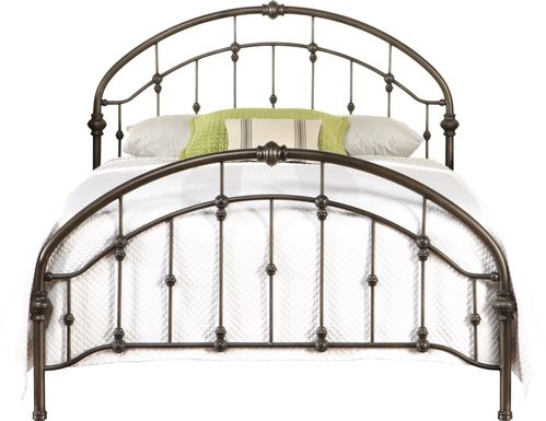 Mayfair Place Gray 3 Pc King Bed