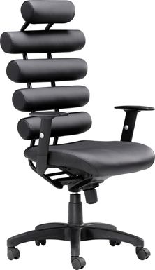 Mayfield Way Black Desk Chair