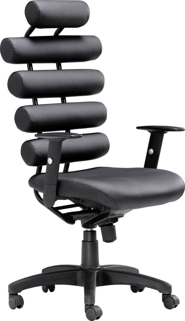 Mayfield Way Black Desk Chair