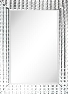 Maylan Silver Mirror