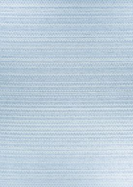 Maylin Blue 5'1 x 7'6 Indoor/Outdoor Rug