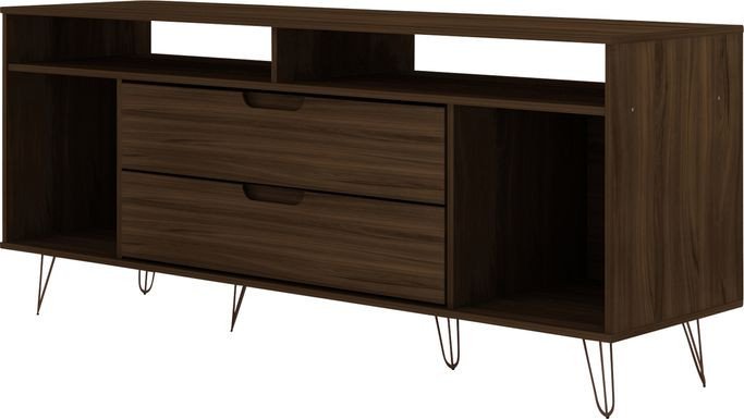 Mcbean Brown 63 in. Console