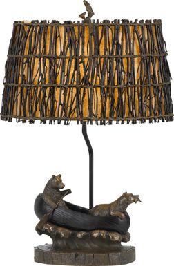 Mcferrin Bronze Lamp