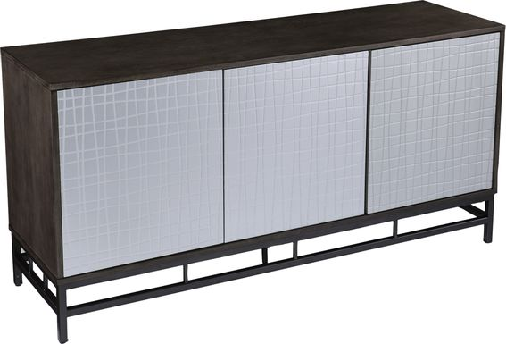 Mcilhenry Gray Credenza