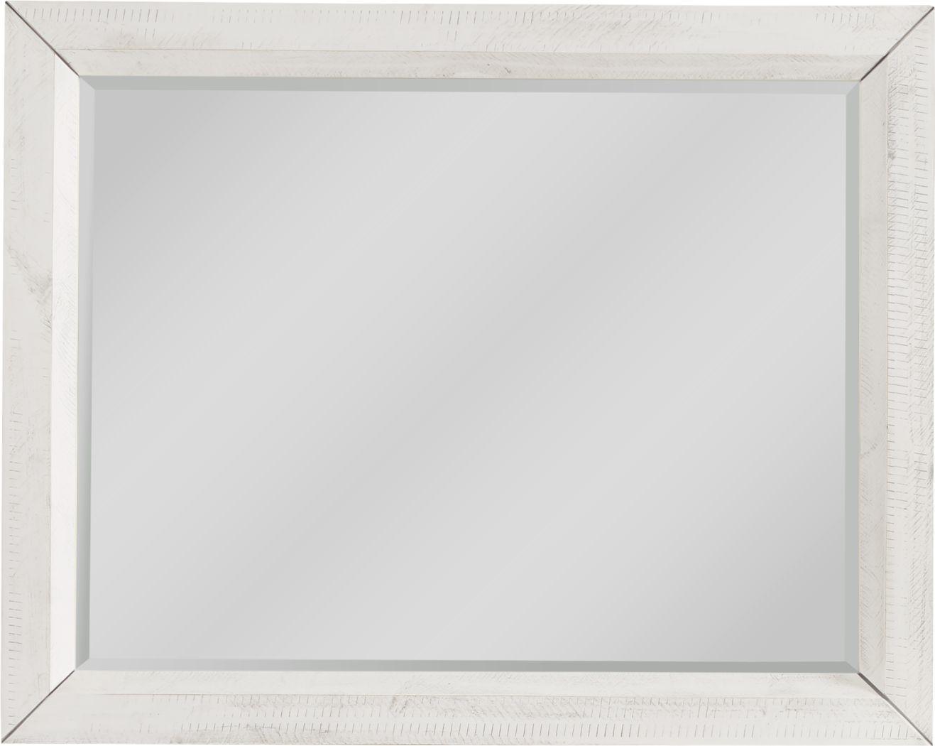 Merriwood Hills White Mirror
