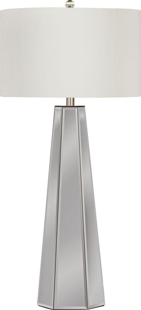 Micanopy Gray Lamp