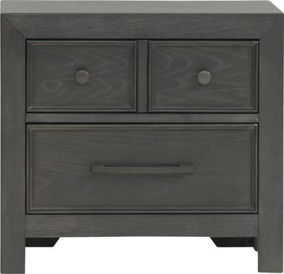 Kids Midcity Loft Carbon Nightstand