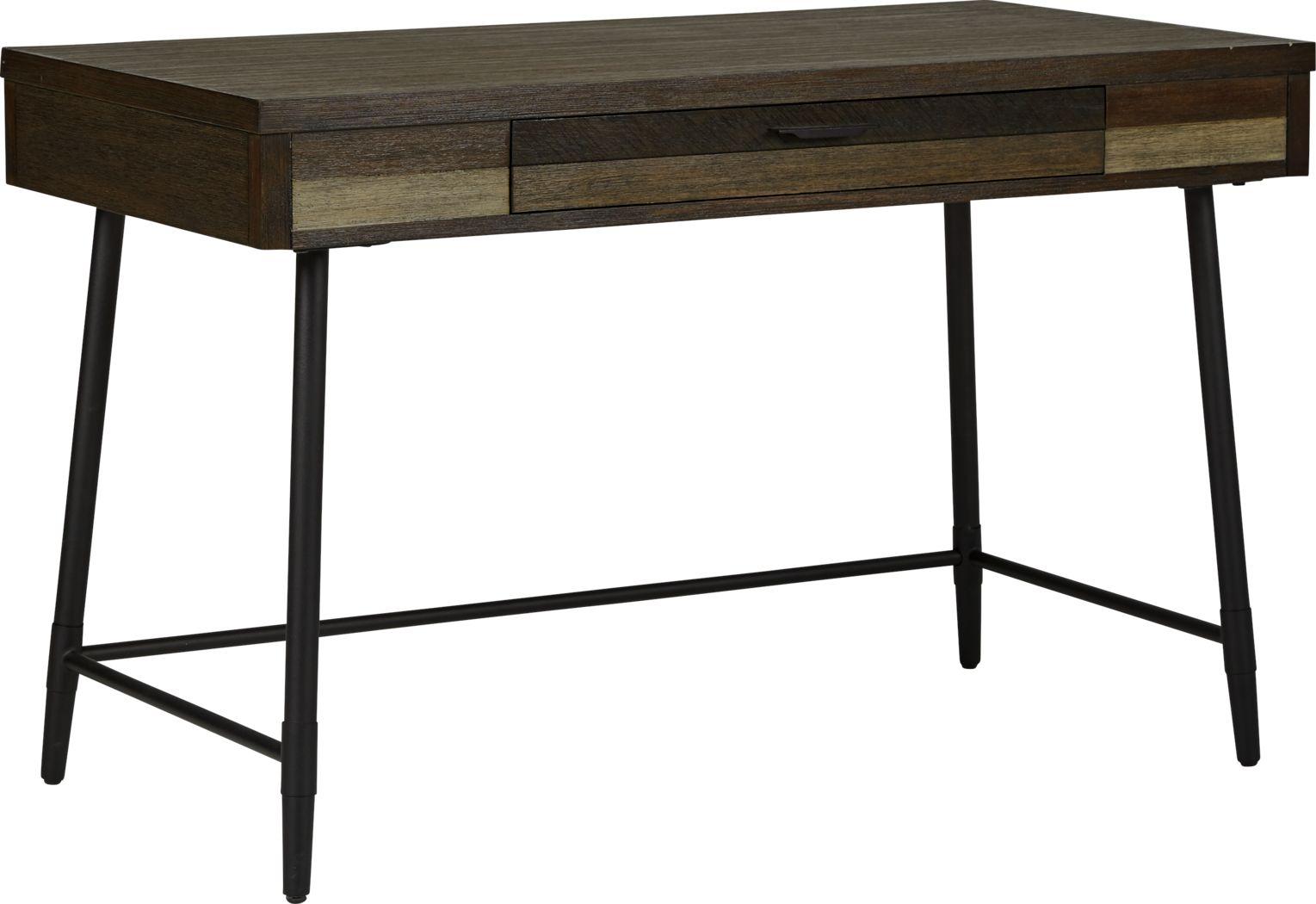 Midtown Loft Brown Desk