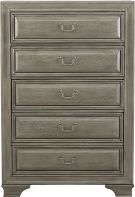 Mill Valley II Gray Chest