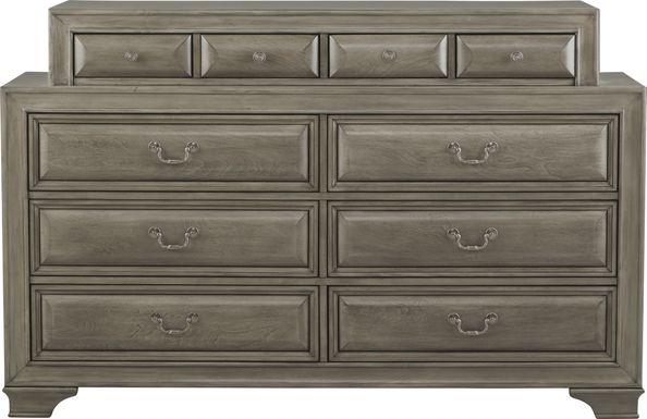 Mill Valley II Gray Dresser