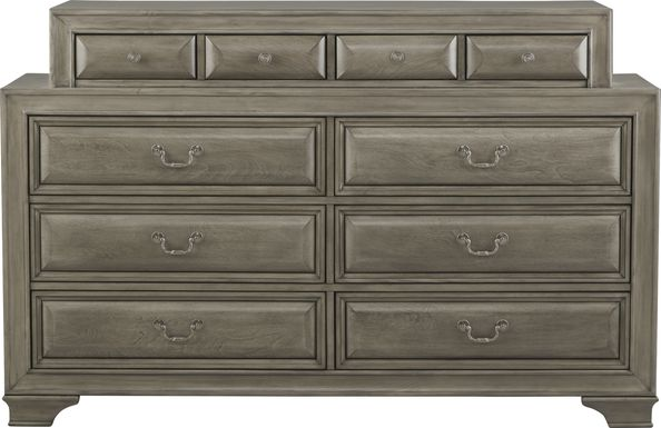 Mill Valley II Gray Dresser