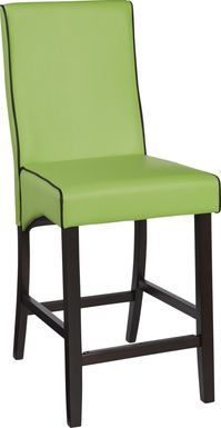 Mimosa Green Counter Height Stool