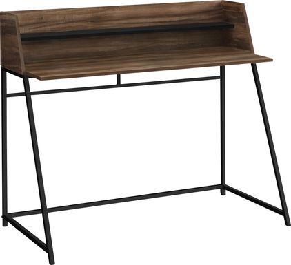 Minkler Brown Desk